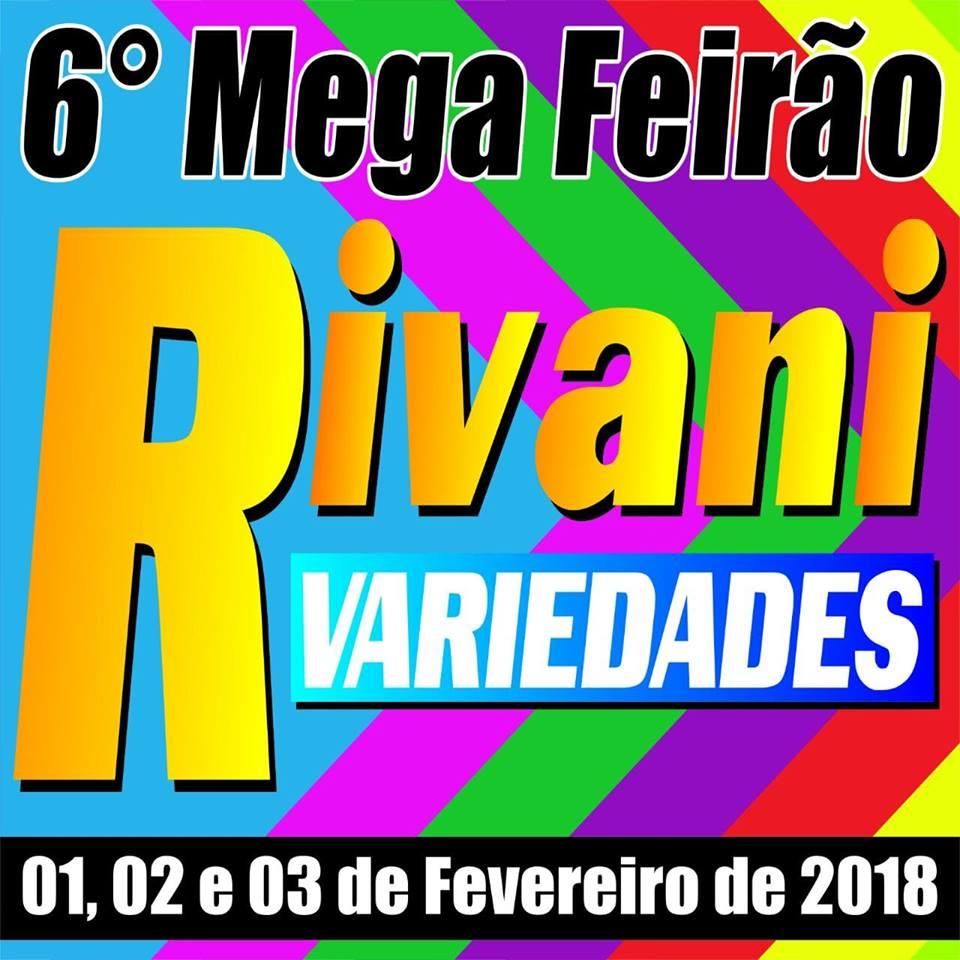 6º MEGA FEIRÃO