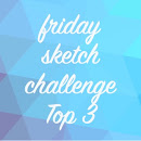 Top 3 Winner - sketch 98