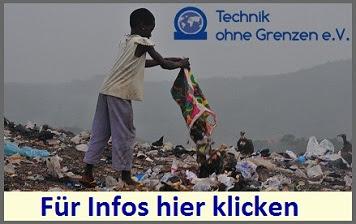 Technik ohne Grenzen: Plastikprojekt