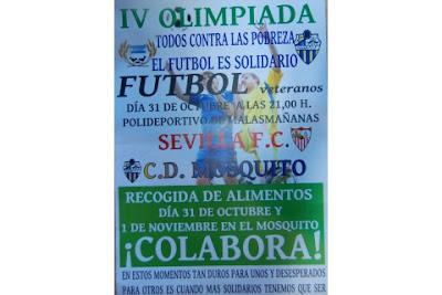 Olimpiadas contra la pobreza en Alcalá de Guadaíra