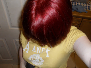 My hair colour