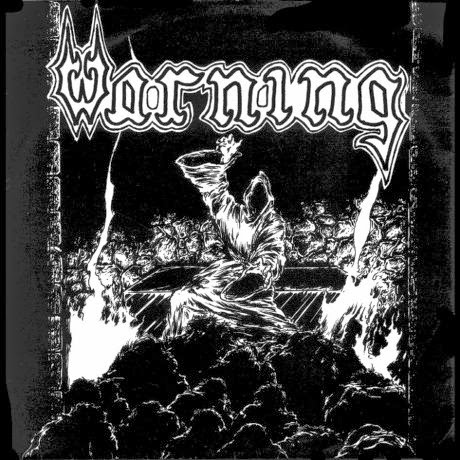 Warning (Swe) - Armageddon (1987) Heavy Metal