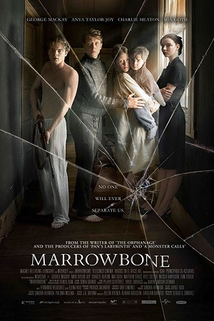 O Segredo de Marrowbone Filmes Torrent Download capa