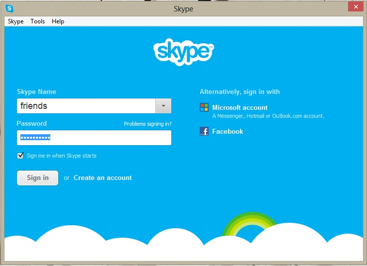 COMPUTERS AND OTHERS: Skype Outbound Voice Problem In Windows