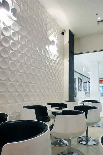 Paredes en 3d paneles 3d para tus paredes - Decoracion con paneles ...