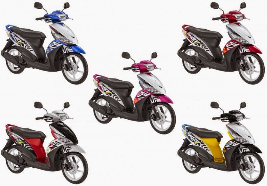 Latest Price List Yamaha Mio 2015
