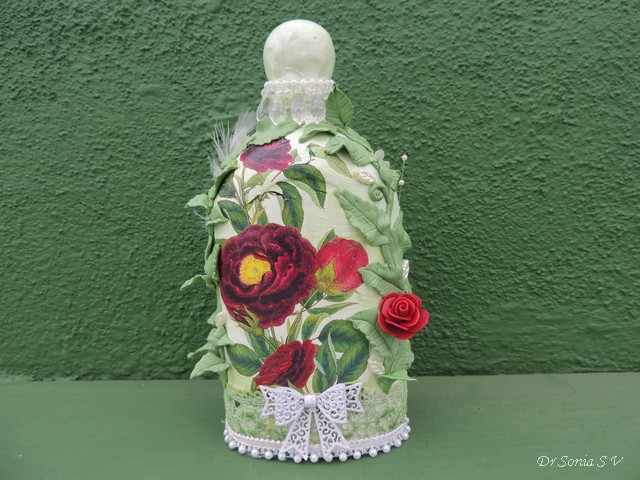 Creative Decoration Our Of Waste Glass Bottle DIY Decor Ideas Unique How To Use Waste Bottles For Decoration