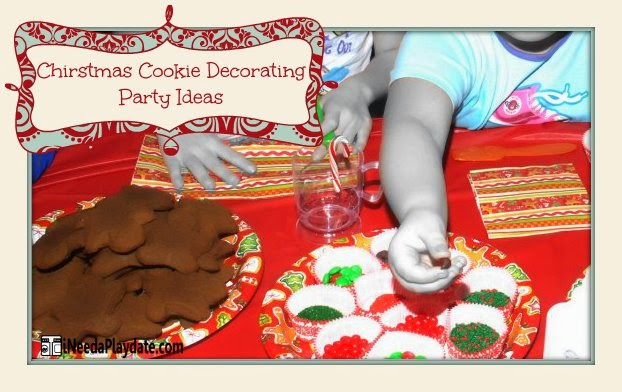 Christmas Cookie Decorating Ideas