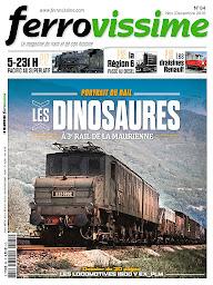 Ferrovissime n°84   Novembre-Décembre 2016
