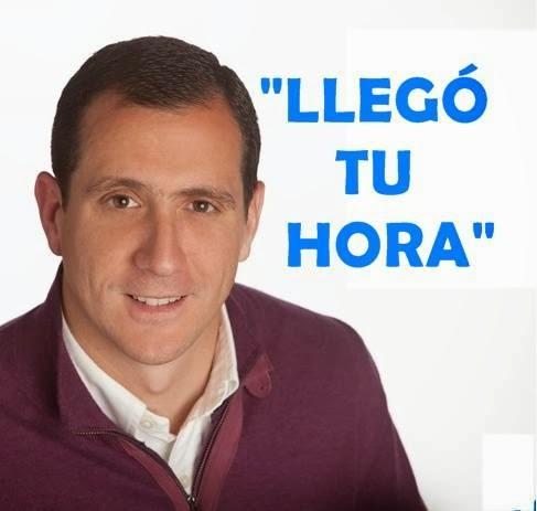 """""""LLEGÓ TU HORA"""""""