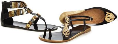 Arezzo coleção verão calçados