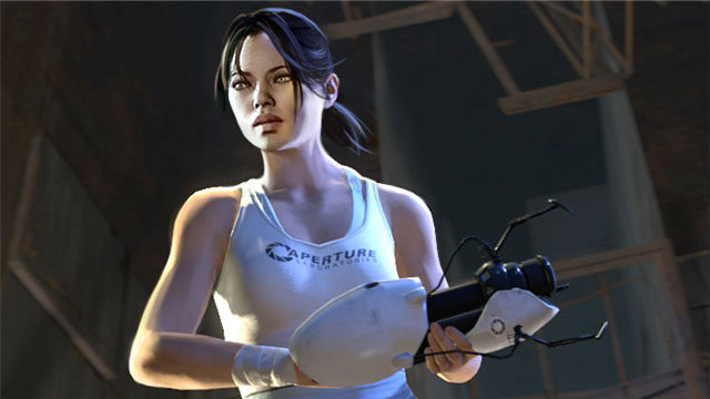 portal 2 chell potato. The Portal games, of which