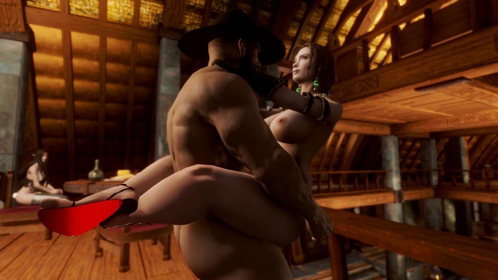 Skyrim sex mod daughter nude gallery