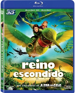 Download Reino Escondido (2013) 3D Bluray 1080p Torrent Dublado   Baixar Torrent