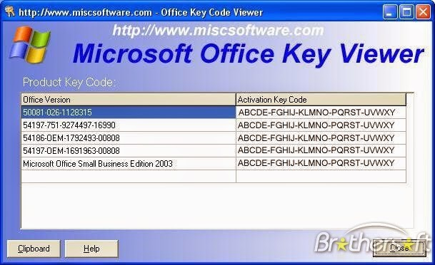 free download microsoft office 2003 with product key