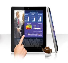 Advan vandroid T6i tablet layar lebar dengan android ice cream sandwich - Berita Handphone