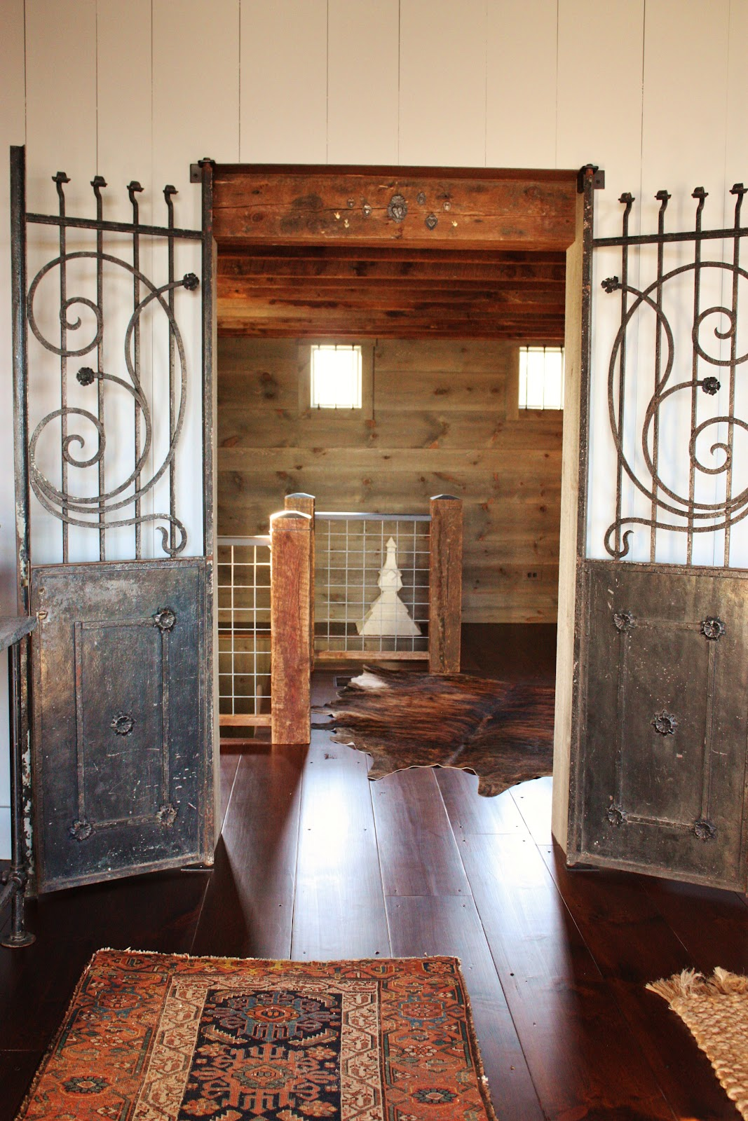 For The Love Of A House The Barn Mud Room