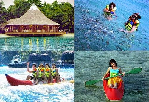 Pulau Perantara Resort