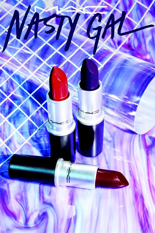 MAC x Nasty Gal Collection for December 2014