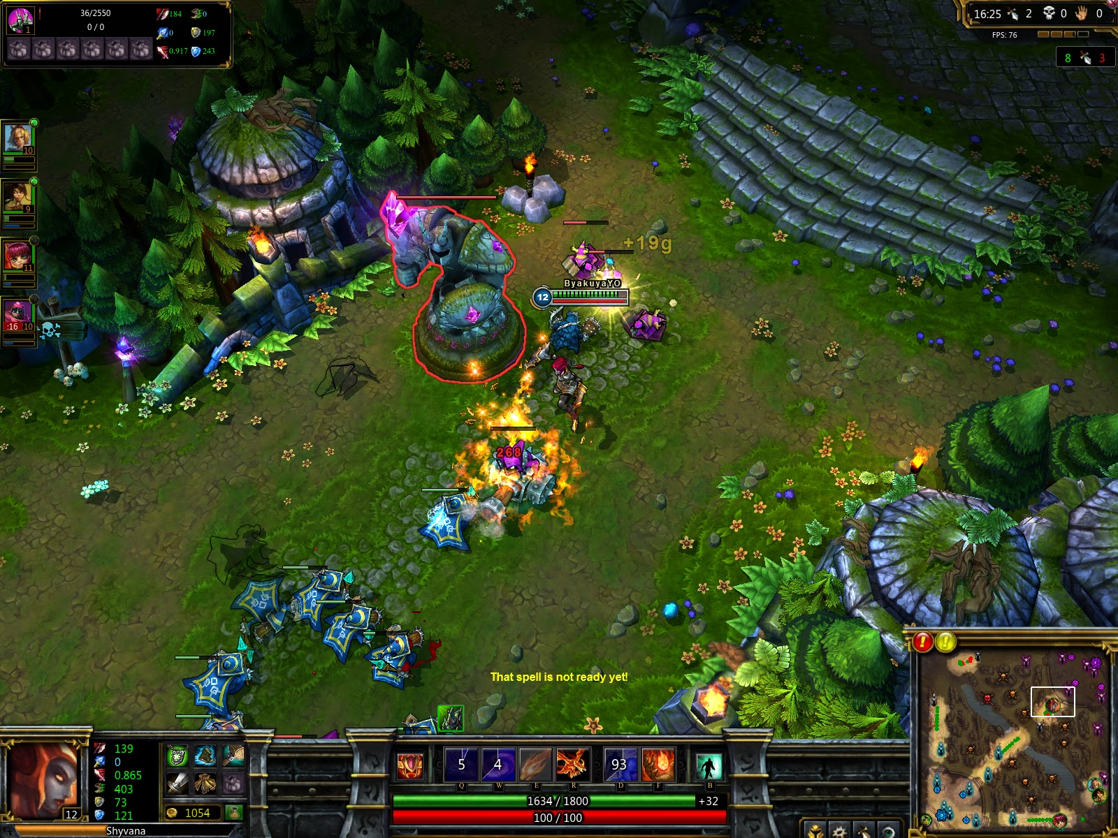 League of legends blog may 2012 to get started buy a regrowth pendant and a health potion aloadofball Choice Image