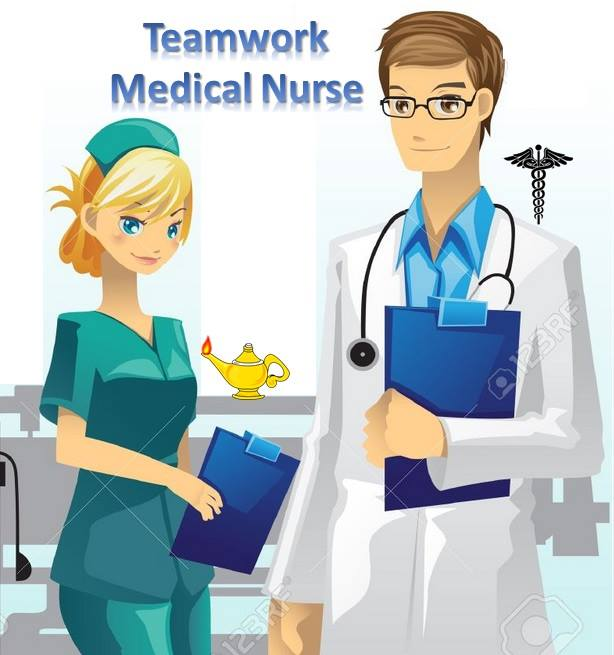 Teamwork Medical Nurse