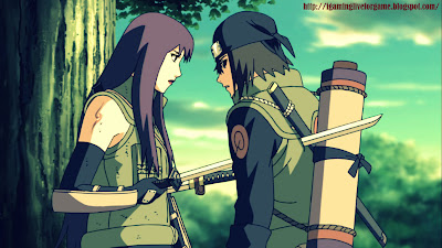 Yugao And Hayate Naruto Shippuden Episode 308 Sub Indonesia