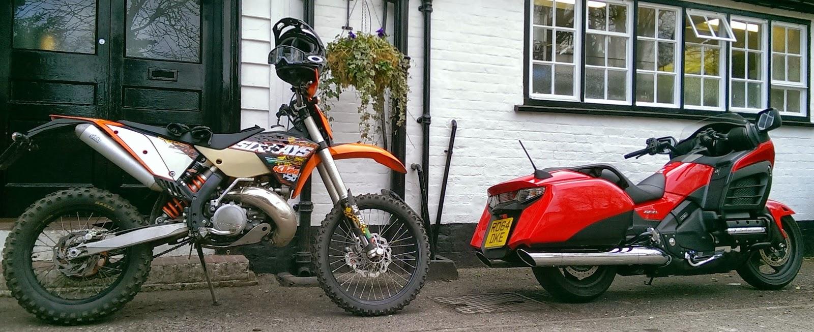 Motorcycle Green Lanes Surrey