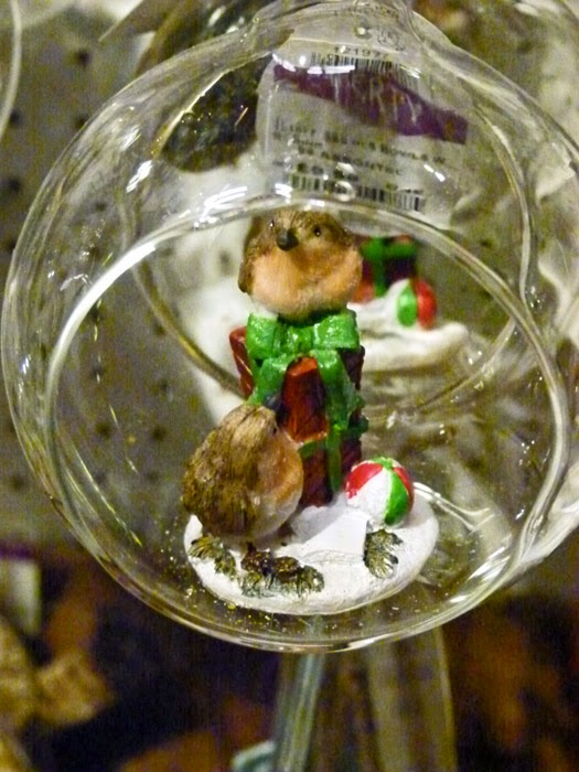 Liberty of London, Xmas shop, Christmas decoration