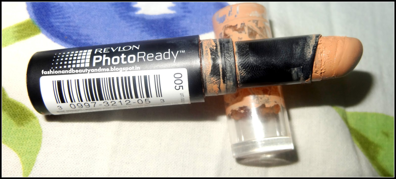 Fashion, Beauty and me...: Revlon Photoready Cream Concealer