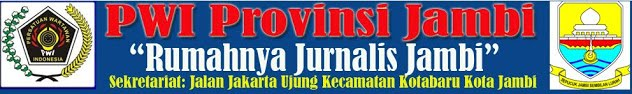 Pengurus PWI Provinsi Jambi Periode 2017-2022