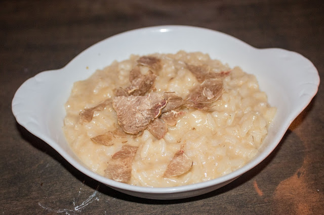 Fine Palate - White Truffle Risotto