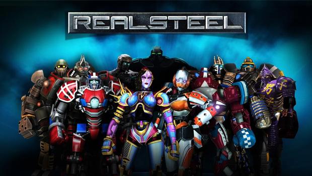 Real Steel V1 41 4 Mod Apk