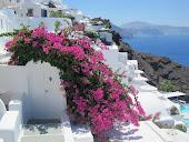 Santorini, Grekland 2011