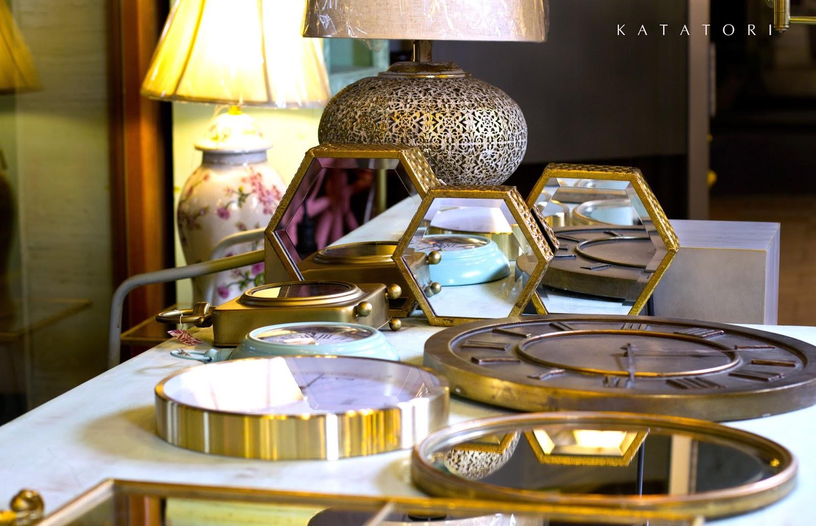 Katatori interiores medir el tiempo y decorar for Muebles poligono el manchon