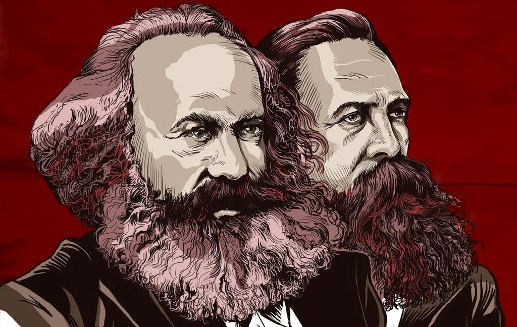 ¡Qué buen spot compañero Marx!