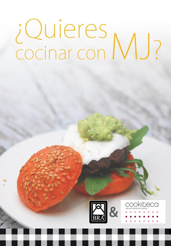 Taller De Cocina Cocina Con Bra Y Cookiteca Cocinamos Con Mj De