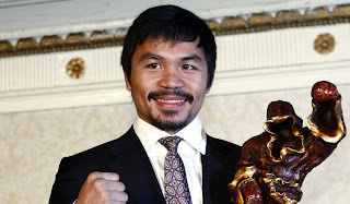 Manny Pacquiao's 2013 plan