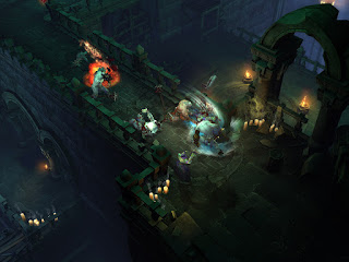 Diablo III, Blizzard, Activision, Diablo, computer game, Windows, Mac, PlayStation 3, PlayStation 4, always online, offline play