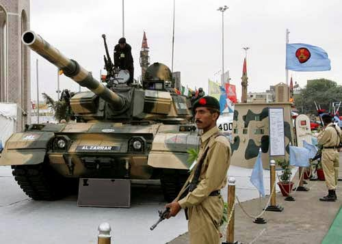 Al zarar Tank of Pakistan Army