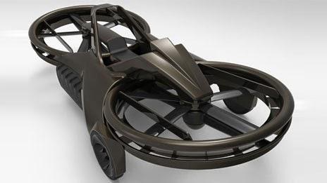 Hoverbike Aero-X