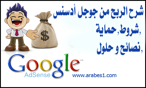 Explanation, Google Adsense, earn money