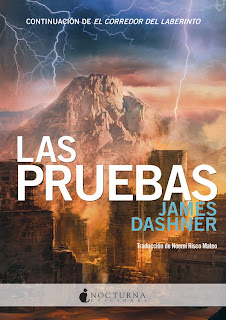 pruebas james dashner