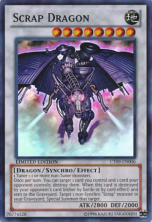 Scrap Dragon Yugioh