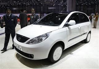 Tata Indica Vista EV 2012
