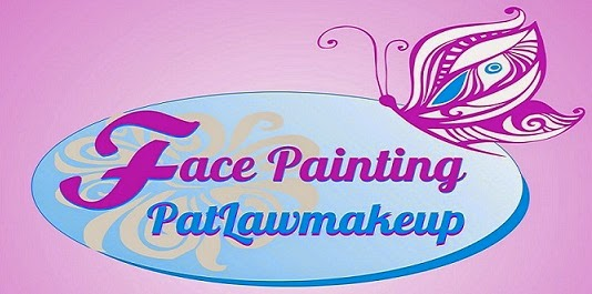 Face painting by PatLawmakeup