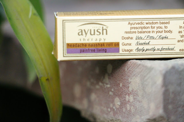 Ayush Therapy Headache Naashak Roll On-Review Price, best headache relief roll on, all natural remedy for headache, home remedy for headache, skincare, delhi beauty blogger, indian beauty blogger, beauty , fashion,beauty and fashion,beauty blog, fashion blog , indian beauty blog,indian fashion blog, beauty and fashion blog, indian beauty and fashion blog, indian bloggers, indian beauty bloggers, indian fashion bloggers,indian bloggers online, top 10 indian bloggers, top indian bloggers,top 10 fashion bloggers, indian bloggers on blogspot,home remedies, how to