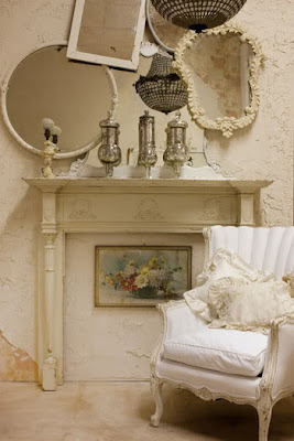co to jest shabby chic