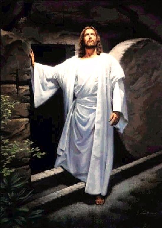 Assombraciones en un foro JesusResucita550