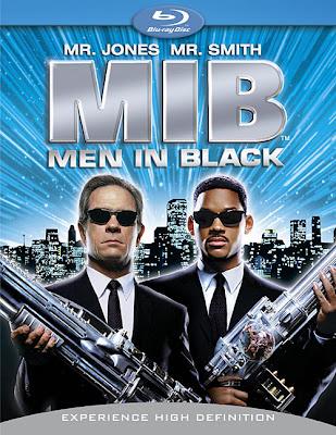 Men In Black (1997) 720p BRRip 622MB mkv Dual Audio (RESUBIDA)