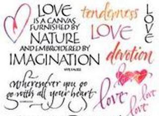 Kata Kata Cinta Dalam Bahasa Inggris dan Artinya